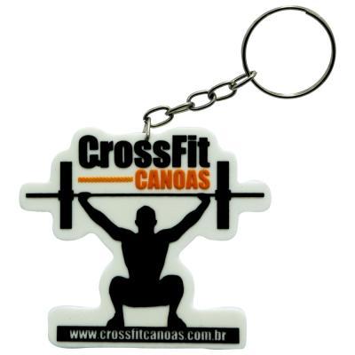Chaveiro Com Relevo CrossFit Canoas