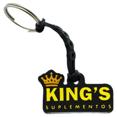 Chaveiro Com Relevo Kings