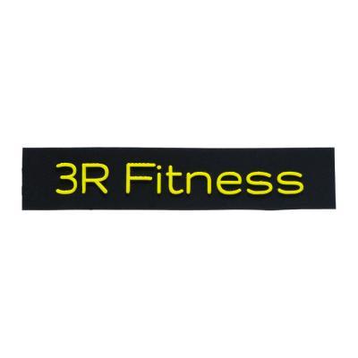 Etiqueta 3R Fitness