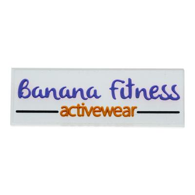 Etiqueta Crossfit Banana Fitness