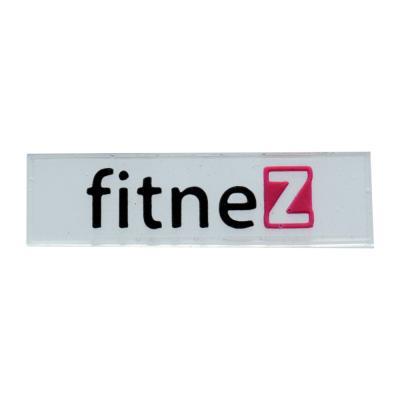Etiqueta Crossfit FitneZ