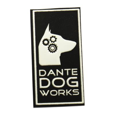 Etiqueta DANT DOGS WORKS