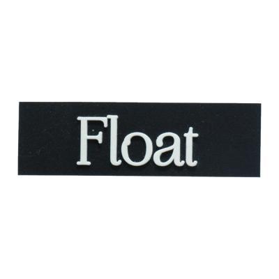 Etiqueta Float