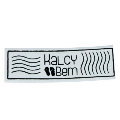 Etiqueta Kalcy Bem