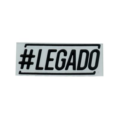 Etiqueta #Legado