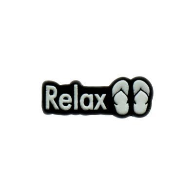 Etiqueta Relax