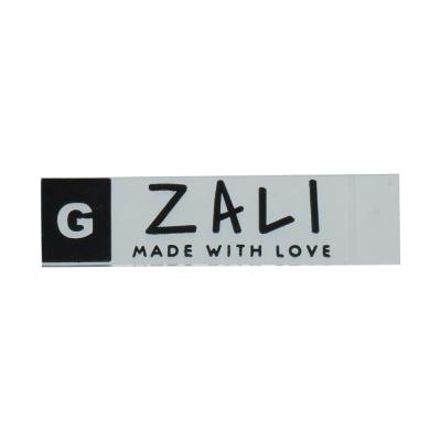 Etiqueta Zali