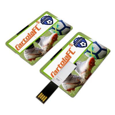 Pen cards personalizados com sua marca